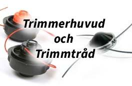 Trimmerhuvud och Trimmtråd - Redskapsboden.se