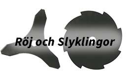 Röj och Slyklingor - Redskapsboden.se