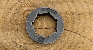 GB Ringdrev 3/8 lo pro 7-7 tand