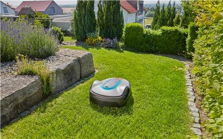 Robotgräsklippare GARDENA  LIFE SMART