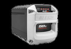 Batteri & Laddare 58V - ECHO