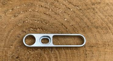 Svärd adapter 9mm 12mm Stor Husqvarna till Medium STIHL