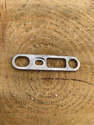 Svärd adapter 9mm 14mm stor Husqvarna till stor STIHL