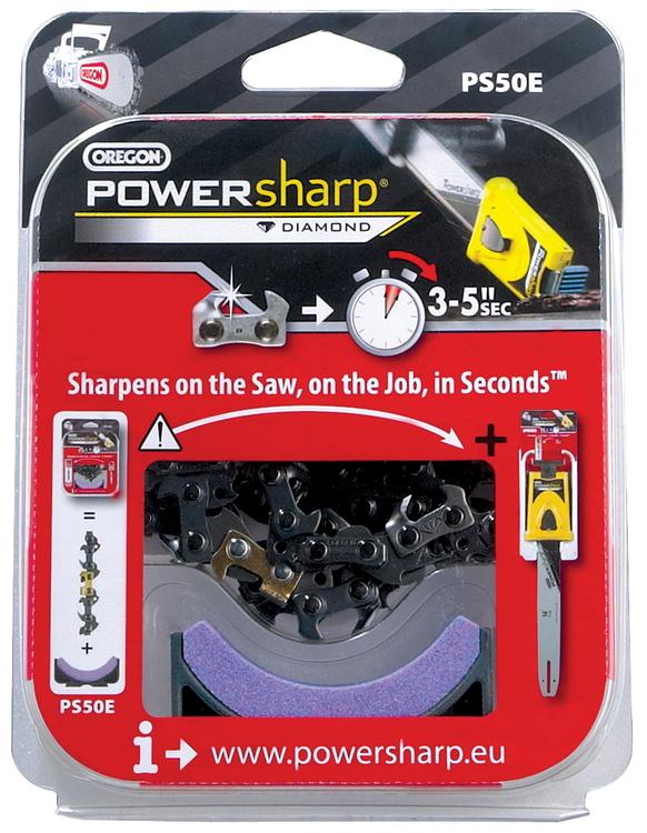 OREGON 91PS PowerSharp Kedja 3/8 + Slipsten