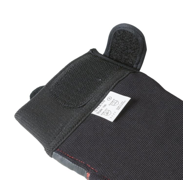 Handskar med sågskydd - Fiordland® OREGON