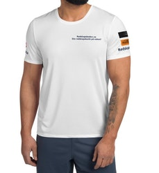 Men T-shirt Athletic 98% Polyester