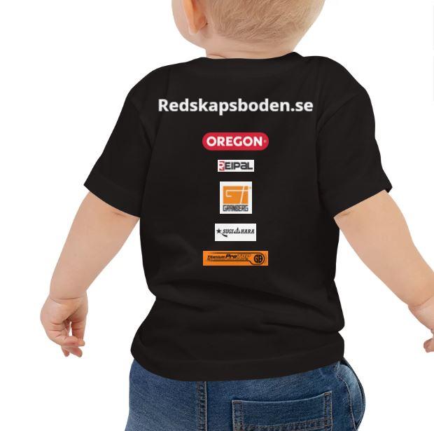 Baby T-shirt  6mån - 24Mån