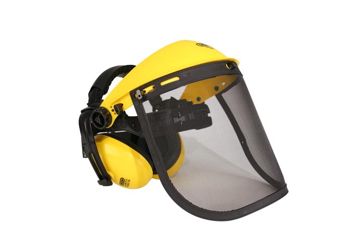 Ansikts- och hörselskydd - OREGON