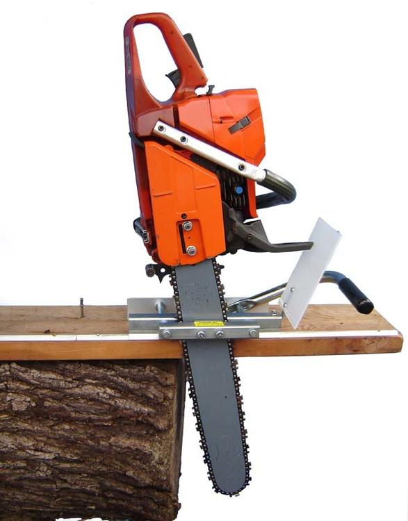 Ecomini - Vertikal sågverk