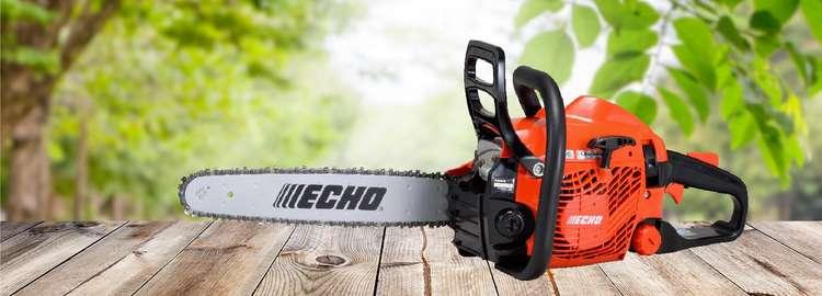 ECHO CS-352AC - Auto choke
