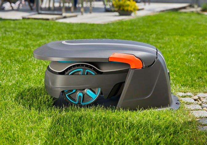 Hus Gardena för Robotgräsklippare - Life & City