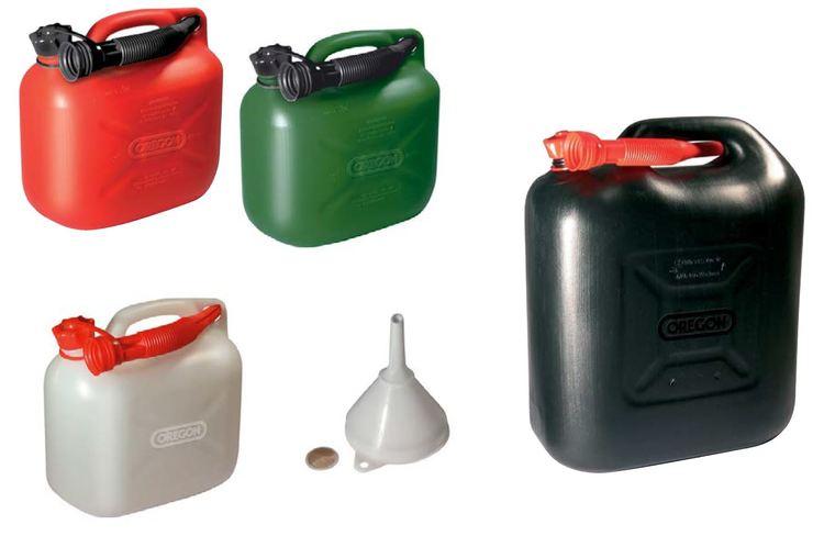 Bränsledunkar och tratt - OREGON