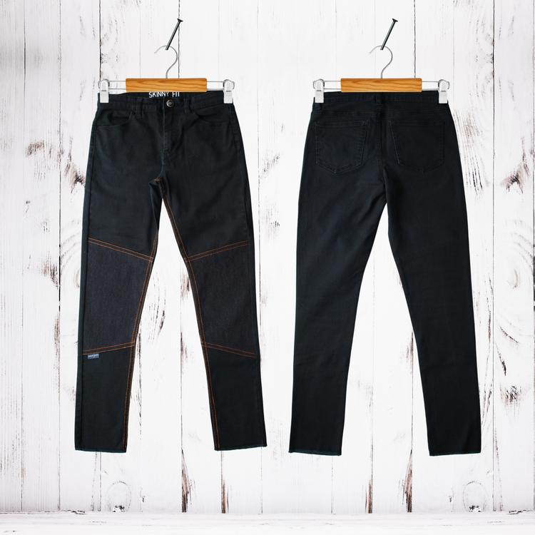 Nimble Patch, Stl 146, Slim fit, H&M