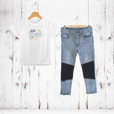Nimble Patch, Stl 104, Slim fit, H&M