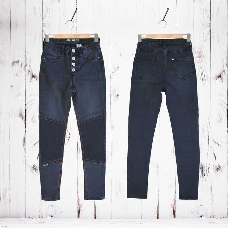 Nimble Patch, Stl 134, Slim fit, H&M