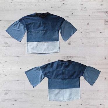 Nimble Patch Re-Make Shirt, Stl 140
