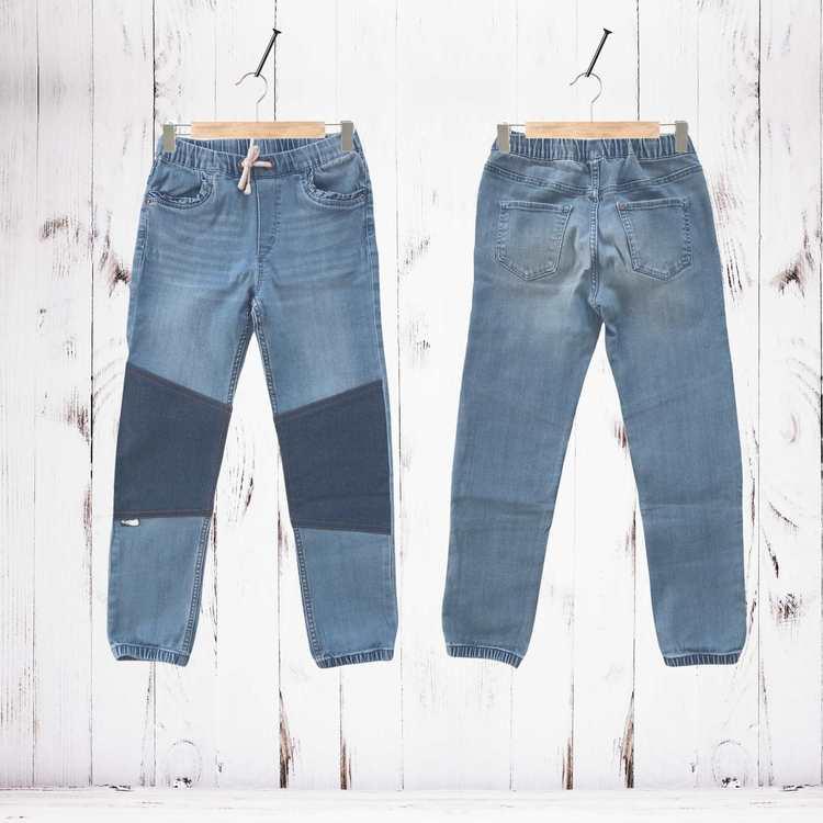 Nimble Patch, Stl 122, Slim fit, H&M