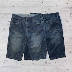 Jeansshorts, Denim Co, Stl 158