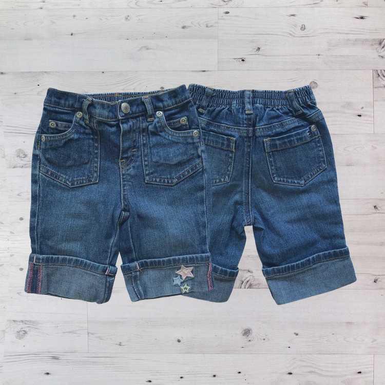 Jeansshorts, Tommy Hilfiger, Stl 74/80