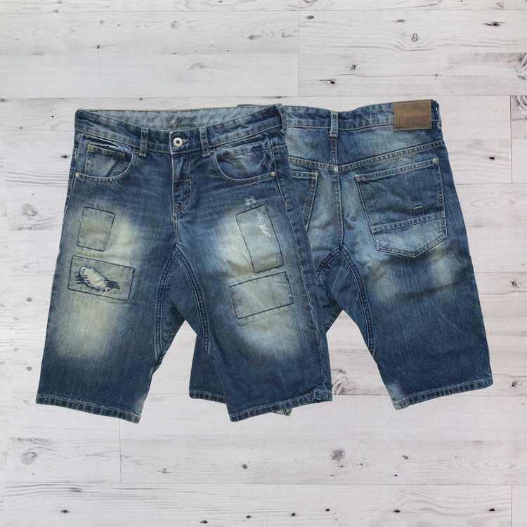 Jeansshorts, Lindex, Stl 158