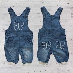 Snickarbyxa/body jeans, Name It, Stl 56