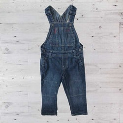 Snickarbyxa jeans, H&M, Stl 80