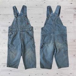 Snickarbyxa jeans, Polarn O. Pyret, Stl 86
