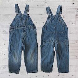 Snickarbyxa jeans, Rocky, Stl 104