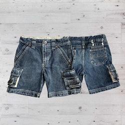 Jeansshorts, Blu Jeans, Stl 4år