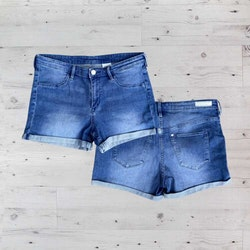 Jeansshorts, H&M, Stl 170