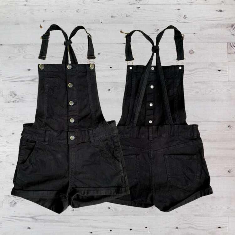 Hängelshorts jeans, Lindex, Stl 146/152