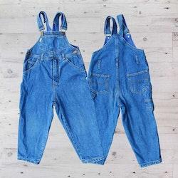 Snickarbyxa jeans, H&M, Stl 104