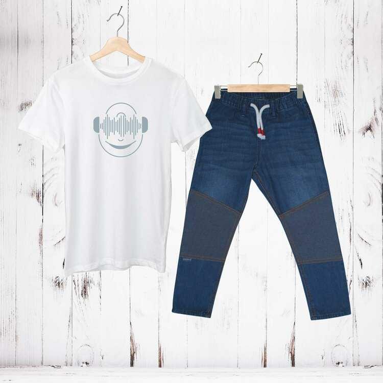 Nimble Patch, Stl 122, Regular fit, H&M