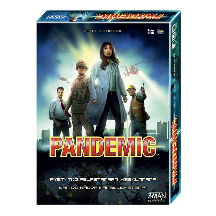 Pandemic Spel (SWE)