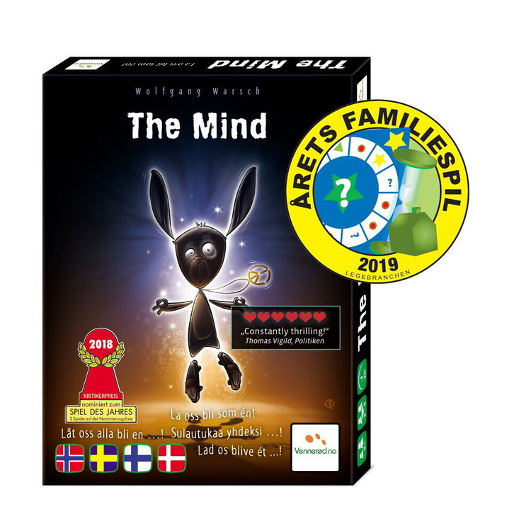 The Mind (SWE.)