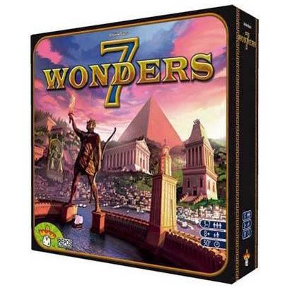 7 Wonders (SWE.)