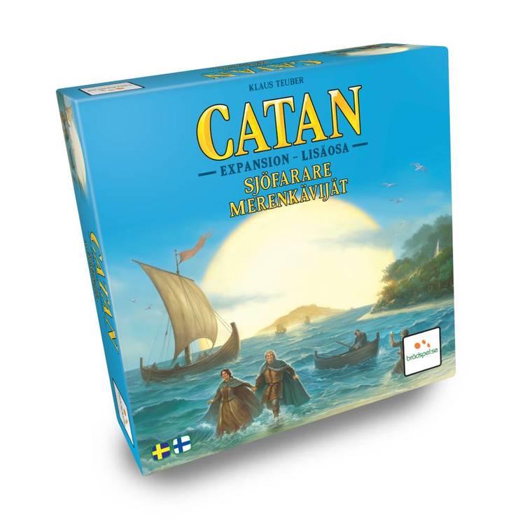 Catan: Sjöfarare (EXP.)