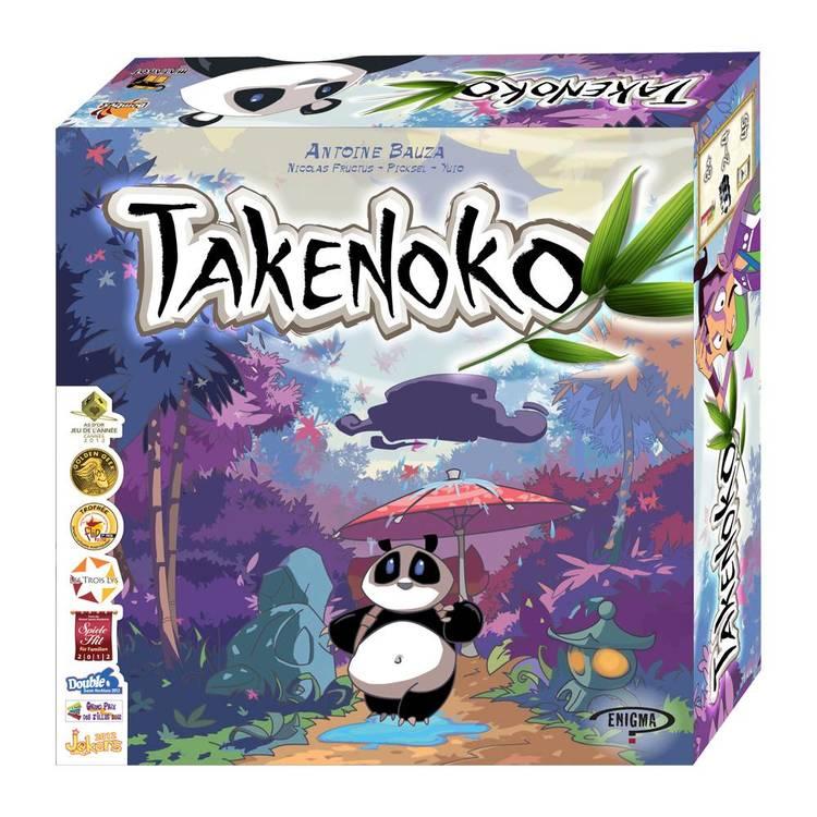 Takenoko (SWE.)