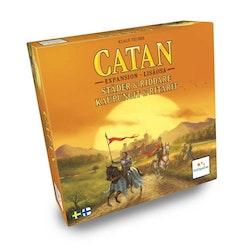 Catan: Städer och Riddare (EXP.)