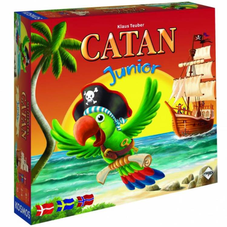 Catan Junior (SWE.)