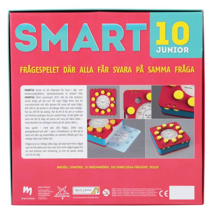 Smart 10: Junior