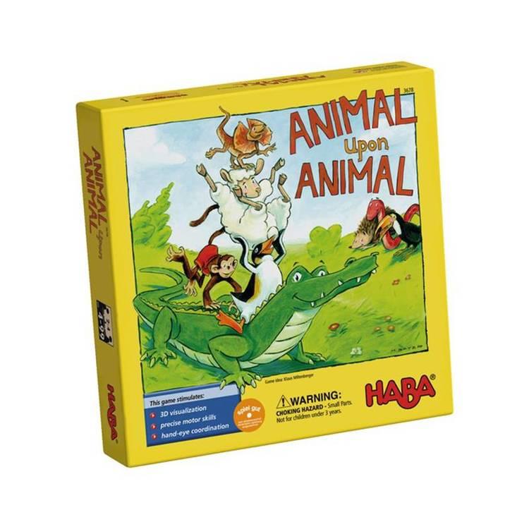 Animal Upon Animall