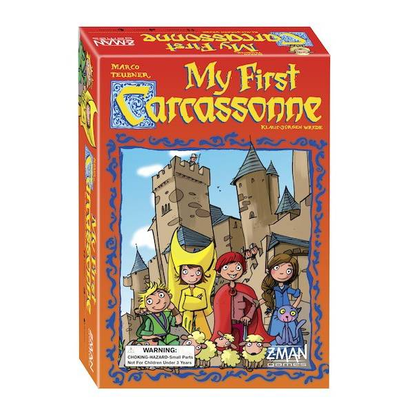 My First Carcassonne (SWE.)