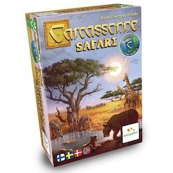 Carcassonne: Safari (SWE.)