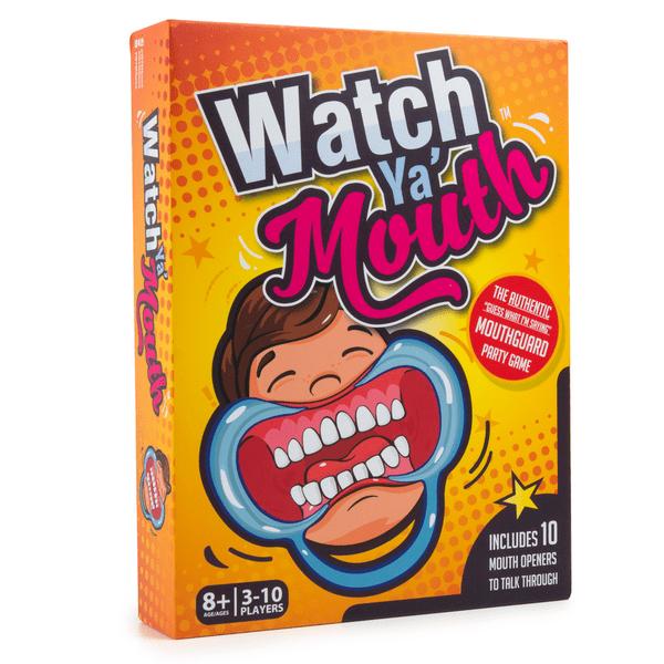 Watch Ya' Mouth Spel Engelsk Version
