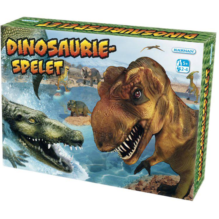 Dinosauriespelet