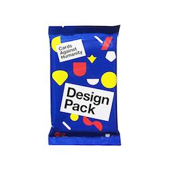 Cards Against Humanity - Design Pack (skadad)