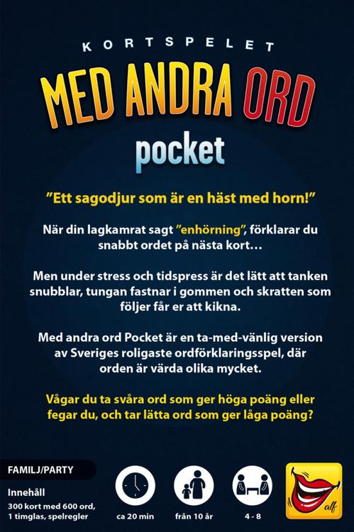Med andra ord: Pocket