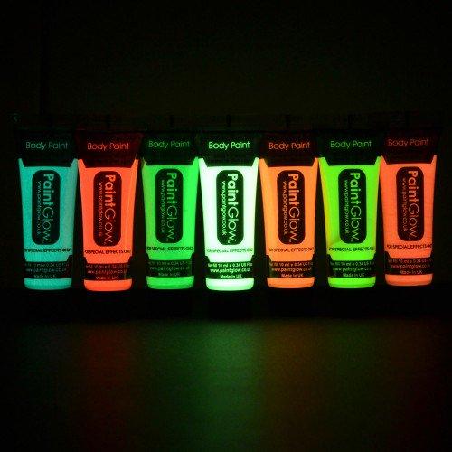 Paintglow UV Neon Ansiktsfärg och Kroppsfärg