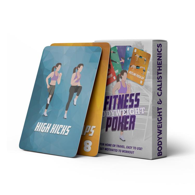 Fitness Poker - Body Weight